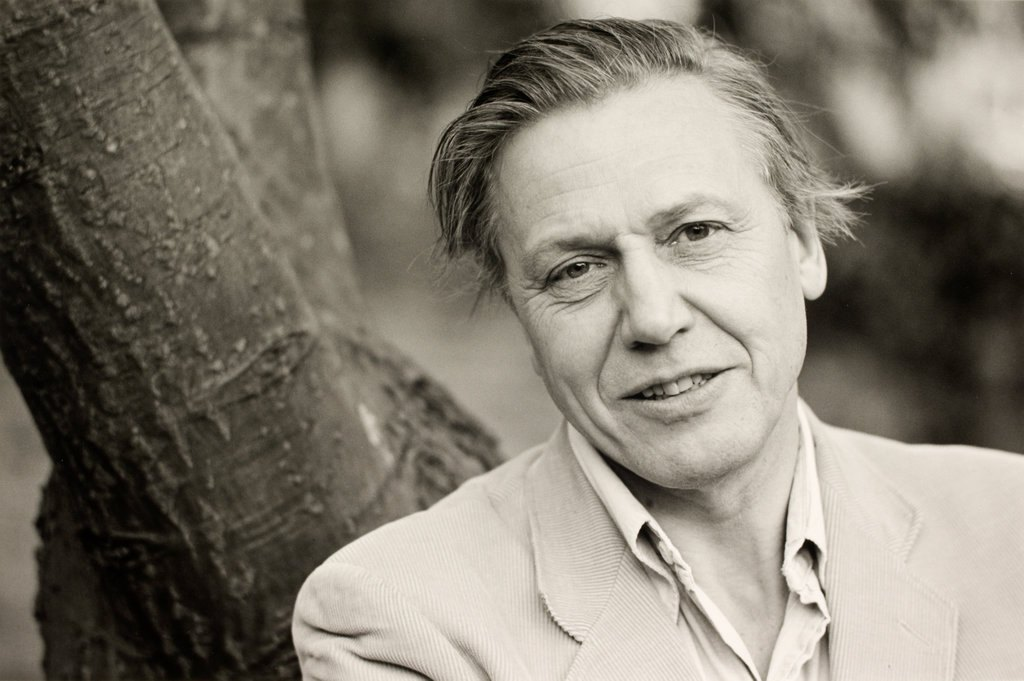 David Attenborough 1984