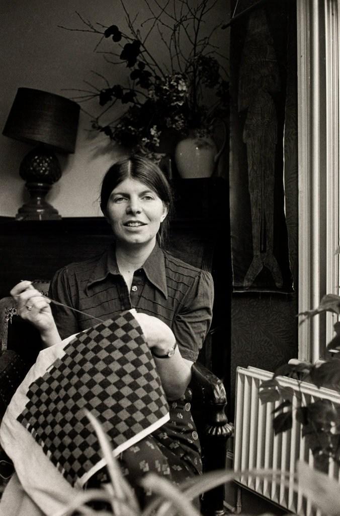 Margret Drabble 1995