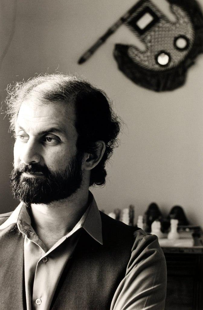 Salman Rushdie 1986